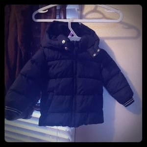 NWOT Baby GAP Winter Coat